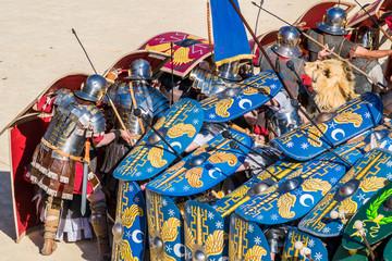Légion romaine.