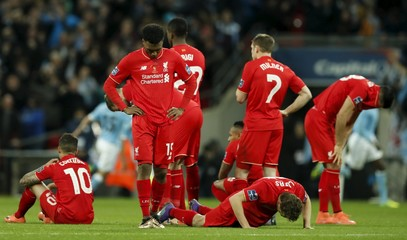 Liverpool v Manchester City - Capital One Cup Final