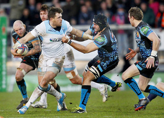 Exeter Chiefs v Glasgow Warriors - Heineken European Cup Pool Two