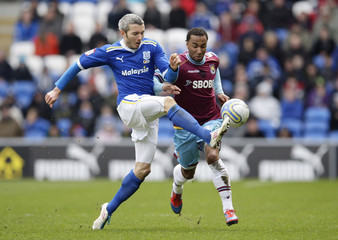 Cardiff City v West Ham United npower Football League Championship