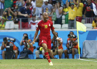 Germany v Ghana - FIFA World Cup Brazil 2014 - Group G