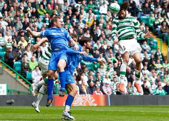 Celtic v St Johnstone Clydesdale Bank Scottish Premier League