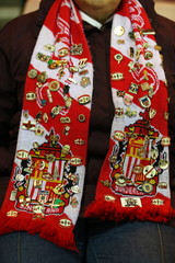 Sunderland v Manchester United - Capital One Cup Semi Final First Leg