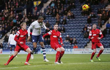 Preston North End v Leyton Orient - Sky Bet Football League One