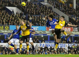 Everton v Blackburn Rovers Barclays Premier League