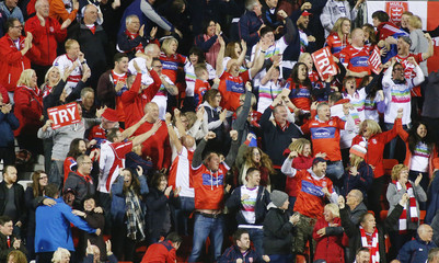 Wigan Warriors v Hull Kingston Rovers - Ladbrokes Challenge Cup Sixth Round