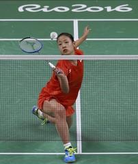 Badminton - Women's Singles - Quarterfinals