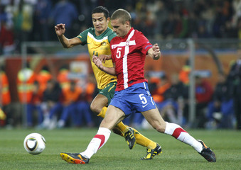 Australia v Serbia FIFA World Cup South Africa 2010 - Group D