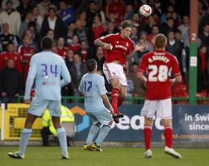 Swindon Town v Coventry City - npower Football League One