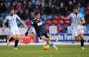 Huddersfield Town v Bolton Wanderers - Sky Bet Football League Championship