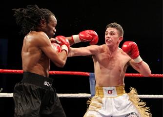 Gary Buckland v Paul Truscott British Super-Featherweight Title