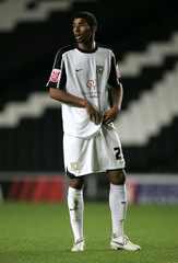Milton Keynes Dons v Southend United Johnstone's Paint Trophy Southern Section Second Round