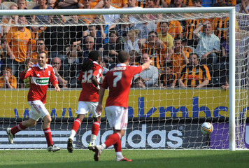 Hull City v Middlesbrough npower Football League Championship