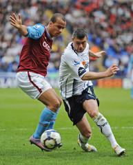Bolton Wanderers v Aston Villa Barclays Premier League