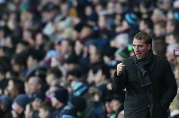 Aston Villa v Liverpool - Barclays Premier League