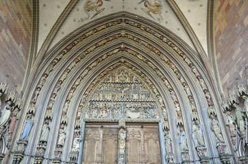 Portal des Freiburger Münster, Freiburg