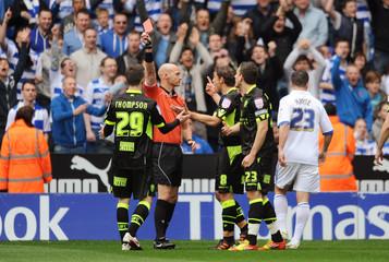 Reading v Leeds United npower Football League Championship