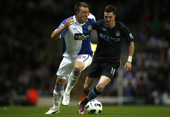 Blackburn Rovers v Manchester City Barclays Premier League