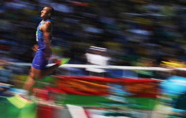 Athletics - Men's Decathlon Long Jump - Groups