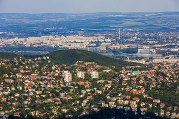 Beautiful cityscape of Budapest