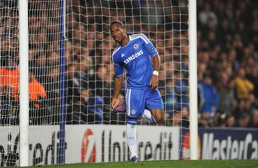 Chelsea v SSC Napoli UEFA Champions League Second Round Second Leg