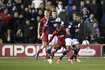 Millwall v Charlton Athletic - npower Football League Championship