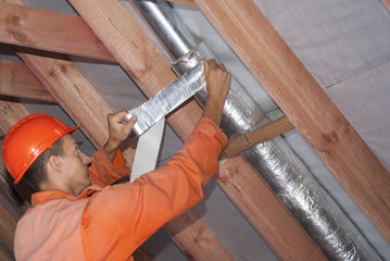 Installation of ventilation systems