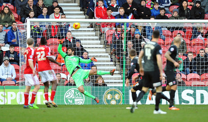 Middlesbrough v Charlton Athletic - Sky Bet Football League Championship