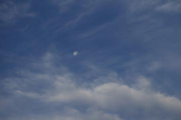 青空とと月