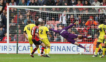 AFC Bournemouth v Tranmere Rovers - npower Football League One
