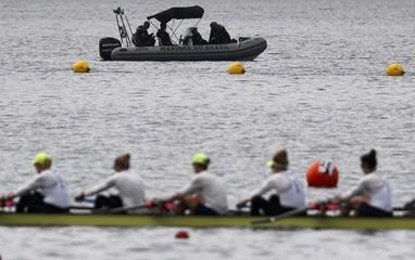 Rio Olympics - Rowing