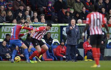 Crystal Palace v Southampton - Barclays Premier League