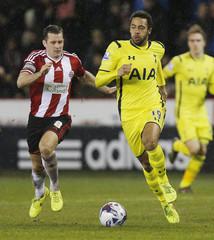 Sheffield United v Tottenham Hotspur - Capital One Cup Semi Final Second Leg