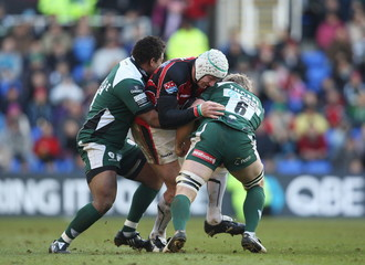 London Irish v Saracens Guinness Premiership
