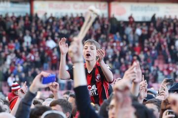 AFC Bournemouth v Carlisle United - npower Football League One