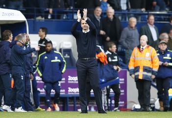 West Bromwich Albion v Tottenham Hotspur - Barclays Premier League