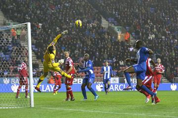 Wigan Athletic v Queens Park Rangers - Barclays Premier League