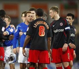Cardiff City v Reading npower Football League Championship