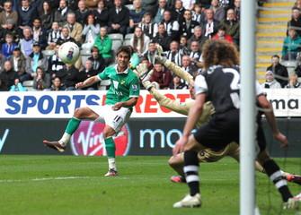 Newcastle United v Norwich City Barclays Premier League