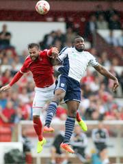 Nottingham Forest v West Bromwich Albion - Pre Season Friendly
