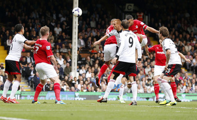 Fulham v Cardiff City - Barclays Premier League