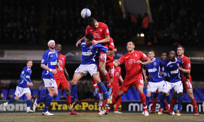 Ipswich Town v Nottingham Forest npower Football League Championship