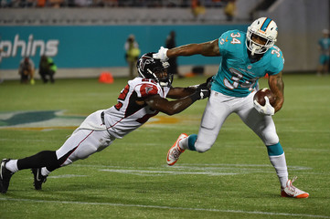 NFL: Preseason-Atlanta Falcons at Miami Dolphins