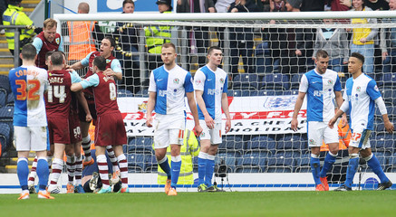 Blackburn Rovers v Burnley - Sky Bet Football League Championship