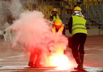 Football Soccer - African Champions League - Egypt's Al Ahly v Ivory Coast's ASEC Mimosas