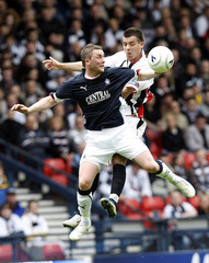 Falkirk v Dunfermline Athletic Homecoming Scottish FA Cup Semi Final