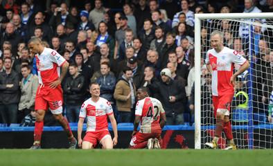 Chelsea v Queens Park Rangers Barclays Premier League