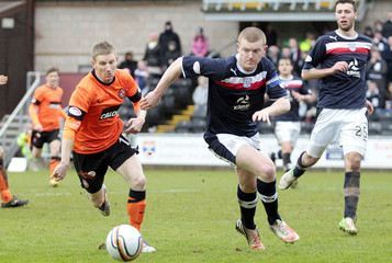 Dundee United v Dundee - Clydesdale Bank Scottish Premier League