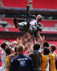 Newport County v Wrexham - Blue Square Bet Premier Play-Off Final