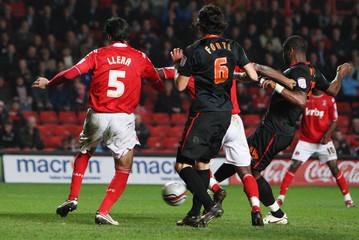 Charlton Athletic v Southampton npower Football League One